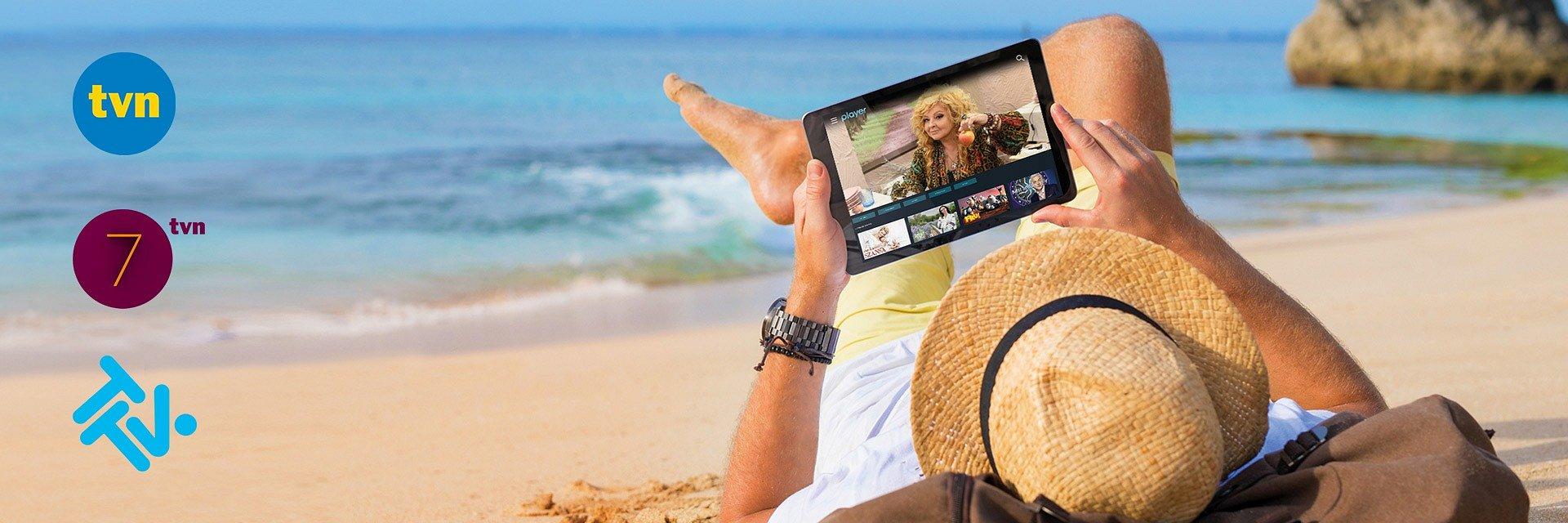 Wakacje z player.pl – TVN, TTV i TVN7 po raz pierwszy dostępne on-line!