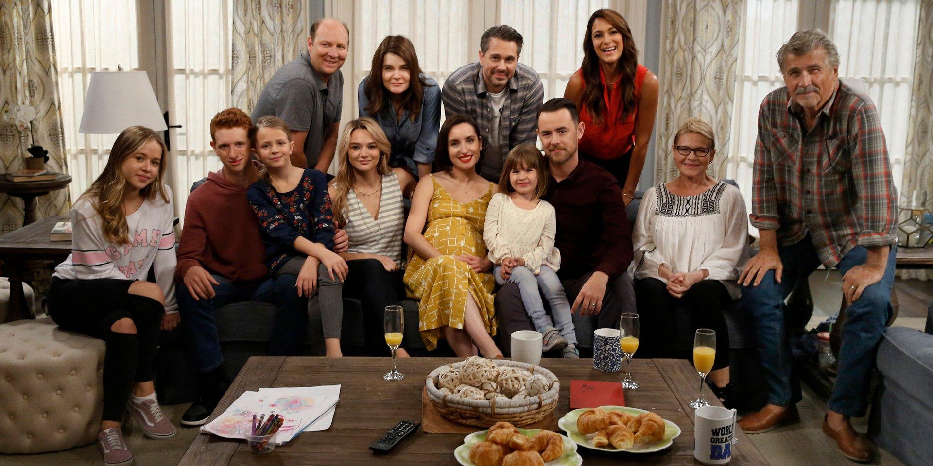 Rodzina Shortów po raz czwarty melduje się na pokładzie! 4. sezon Scenek z życia już 6 lipca o 17:30 na FOX Comedy!