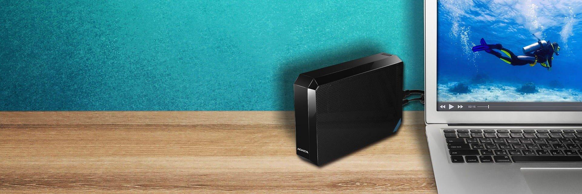 ADATA HM800 – najlepszy dodatek do telewizorów Smart TV oraz konsol