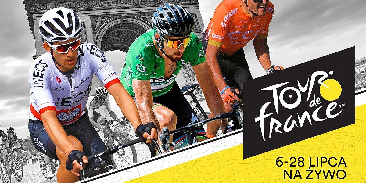 Tour de France w wyjątkowej oprawie od soboty tylko w Eurosporcie 1 i Eurosport Playerze