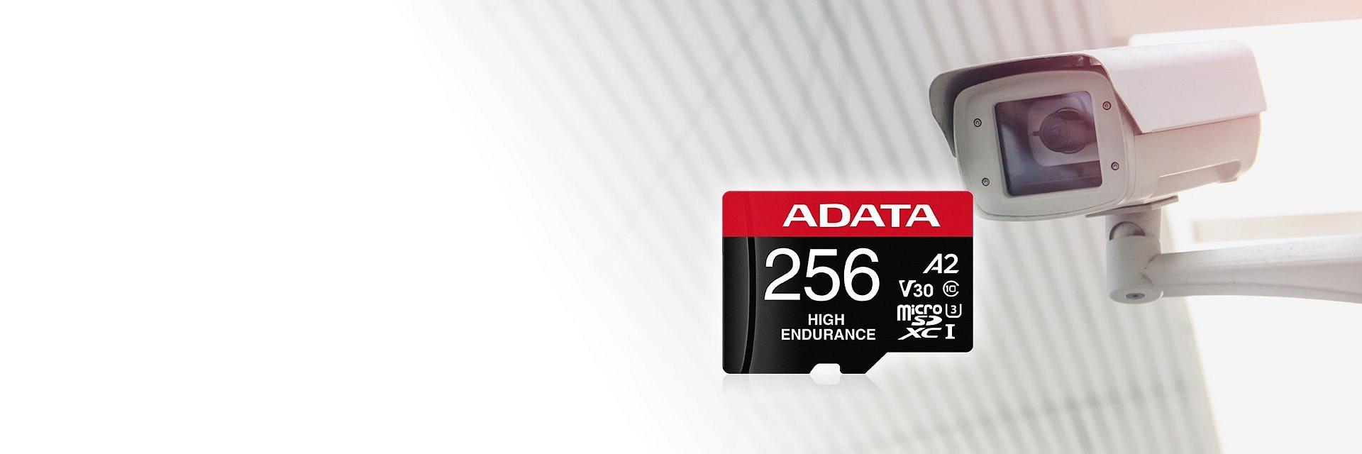 ADATA Premier Pro microSDXC/SDHC High Endurance – karty pamięci dla najbardziej wymagających