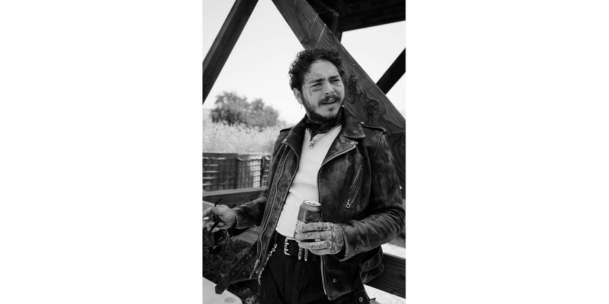 "Post Malone i Young Thug w kawałku ""Goodbyes"""