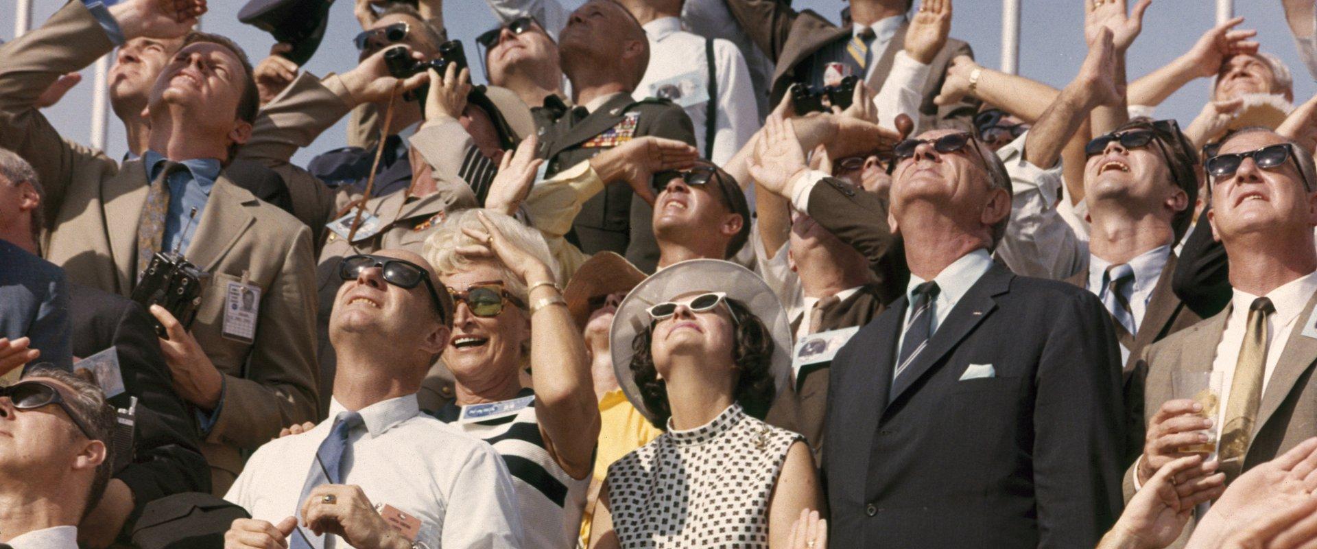 Już w sobotę 50. rocznica pierwszego lądowania człowieka na Księżycu. Kanał National Geographic zaprasza na maraton filmów poświęconych lotom kosmicznym
