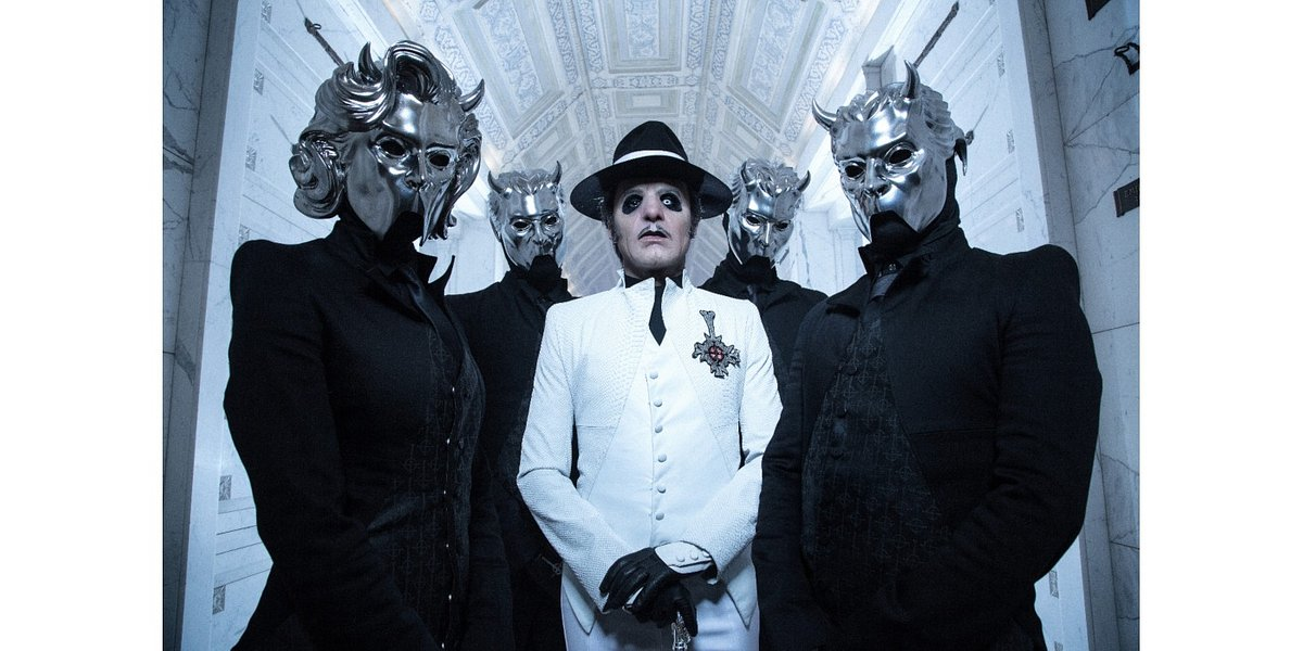 "Ghost z trasą ""The Ultimate Tour Named Death"" w Polsce"
