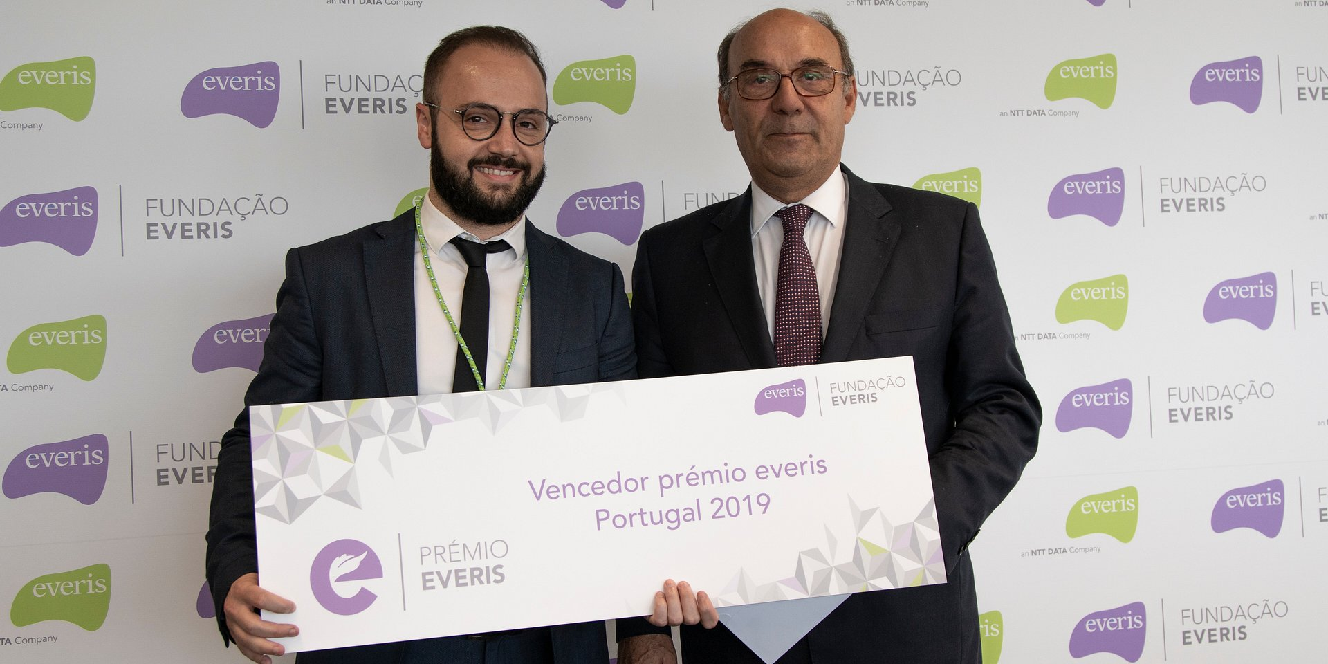 LifeTag Diagnostics é a vencedora dos Prémios everis Portugal