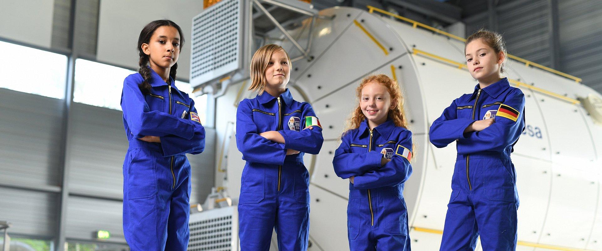 Barbie i Europejska Agencja Kosmiczna ogłaszają współpracę i zachęcają dziewczynki, by zostały astronautkami, inżynierami i badaczami kosmosu