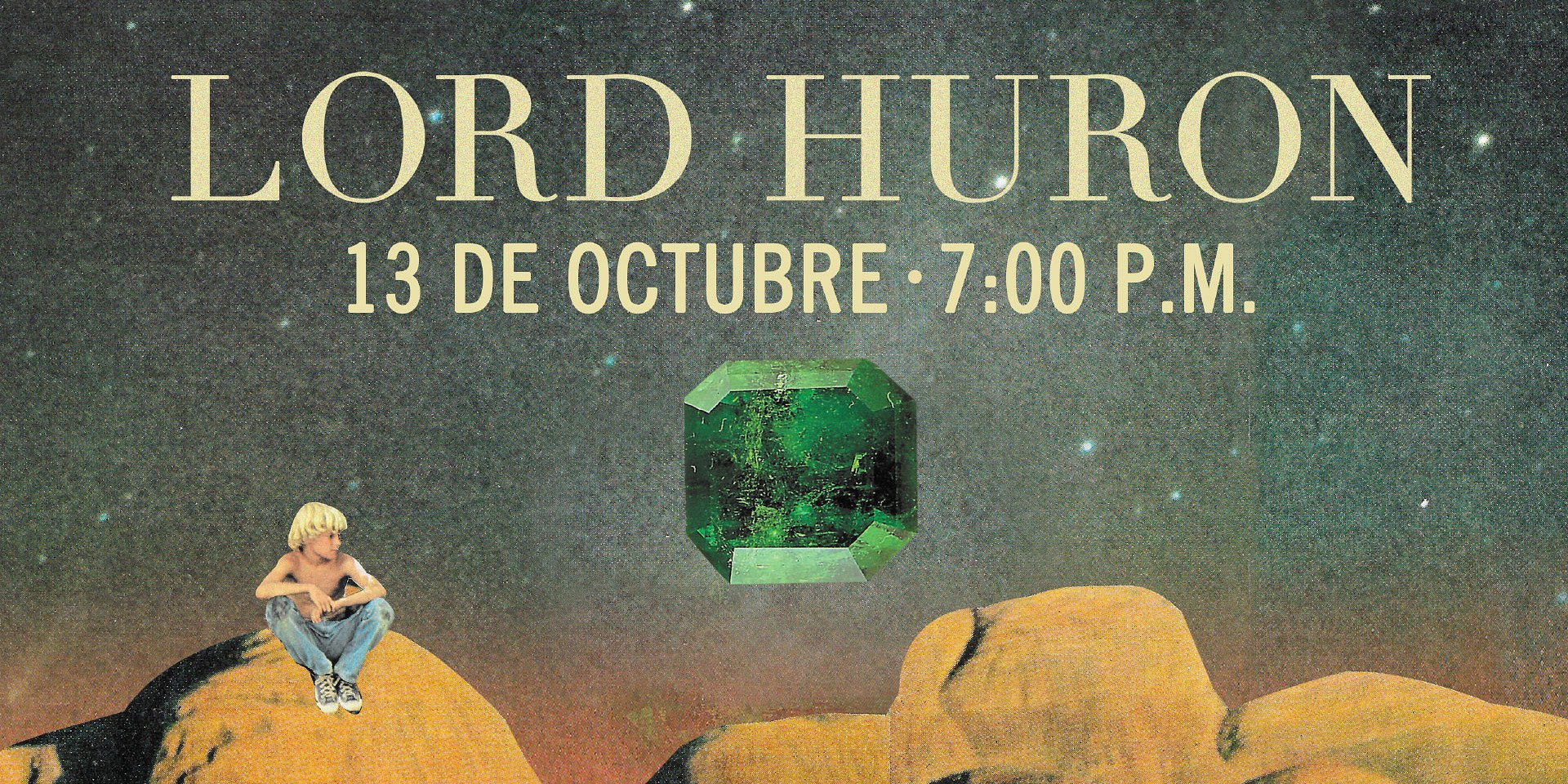 "Lord Huron llega a México con ""Vide Noire"", su tercer álbum"