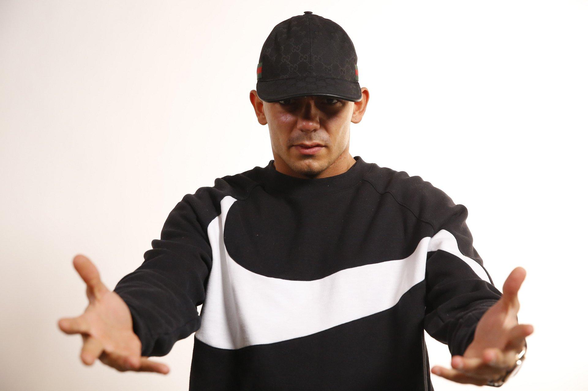 Capital Bra knackt Spotify Rekord