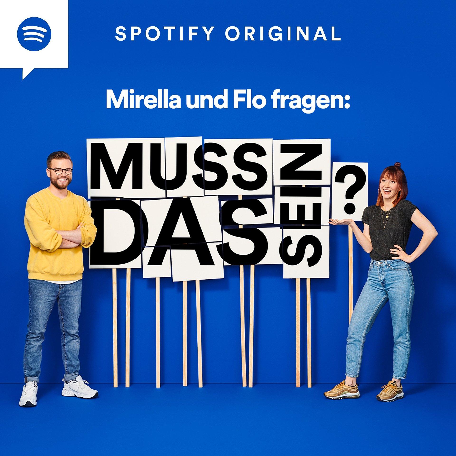 """""""Muss das sein?"""" – Neuer Spotify Original Podcast mit erfolgreichen YouTubern"""