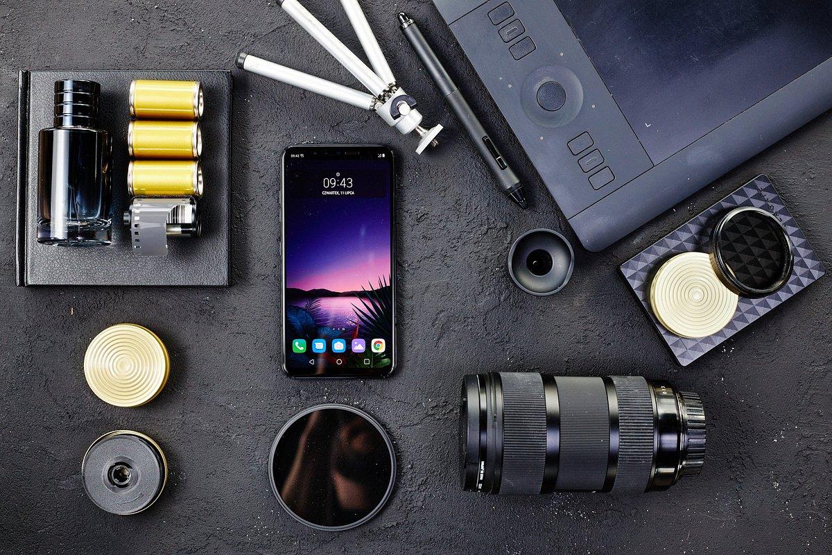 Ultraszerokokątny obiektyw i rozpoznawanie twarzy nawet w kompletnych ciemnościach – to najnowszy LG G8s ThinQ