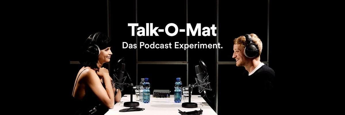 "Spotify startet neuen Podcast ""Talk-O-Mat"""