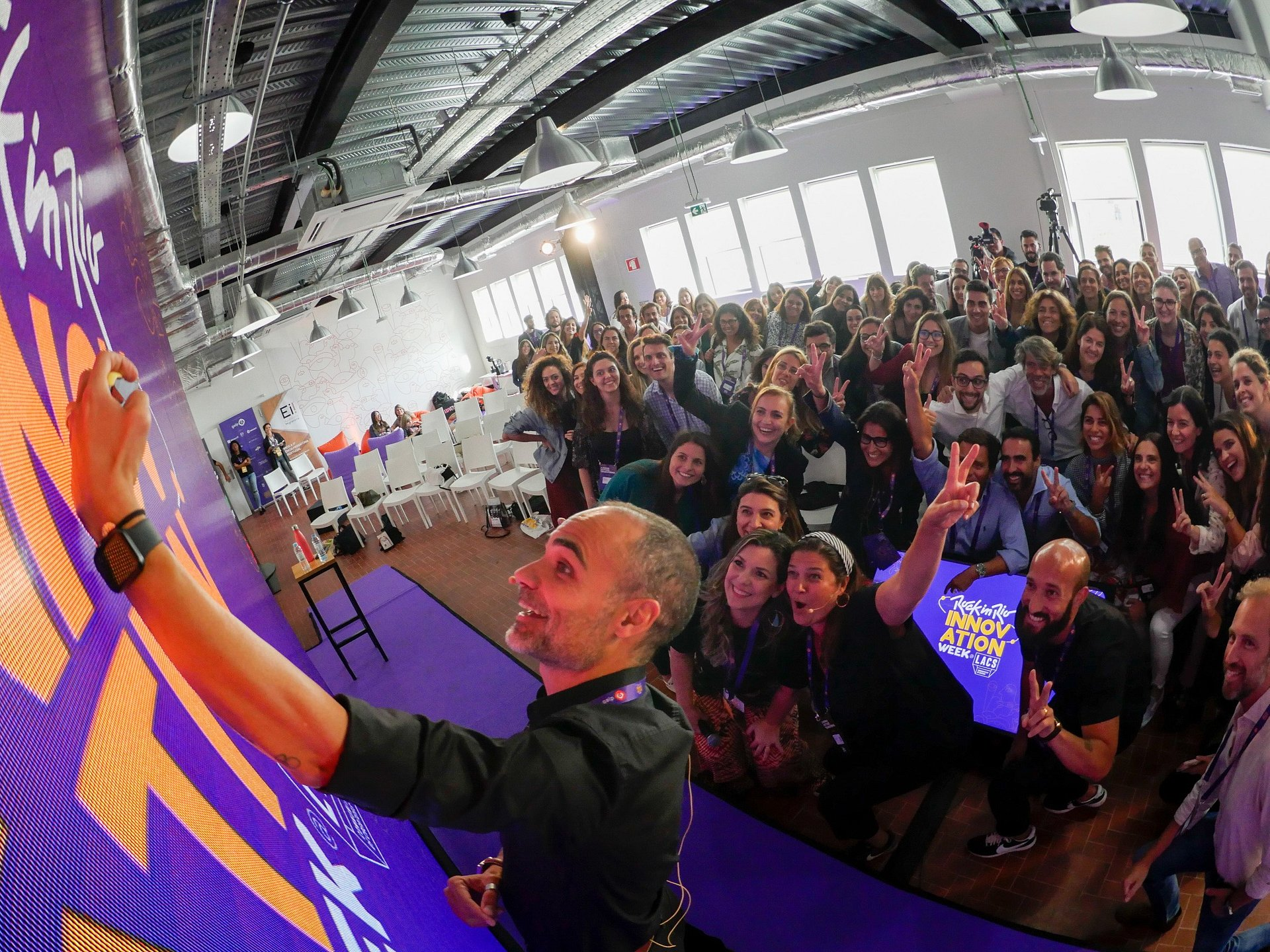 Anunciada a 3ª edição do Rock in Rio Innovation Week @LACS