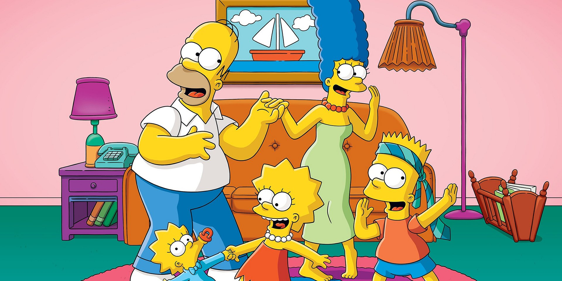 FOX COMEDY ESTREIA 30ª TEMPORADA DE 'OS SIMPSONS'