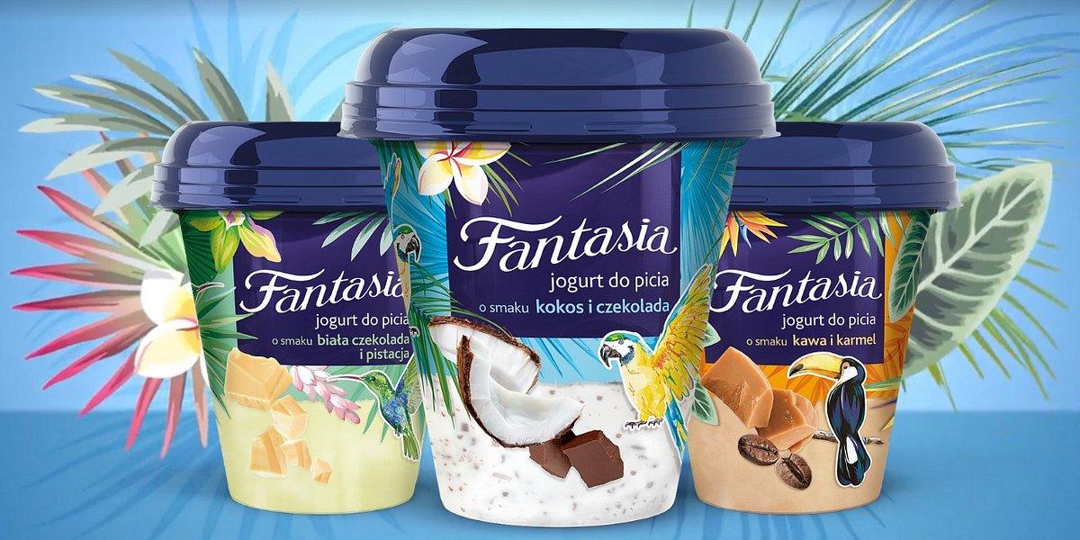 Pyszna nowość do picia od marki Fantasia