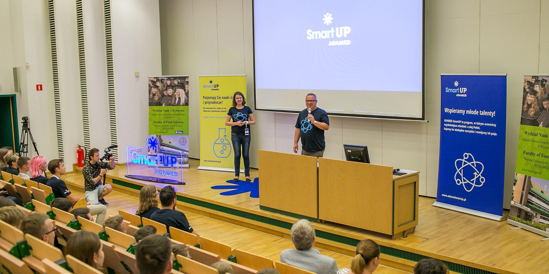 Obóz ADAMED SmartUP 2019 – młodzi naukowcy na start