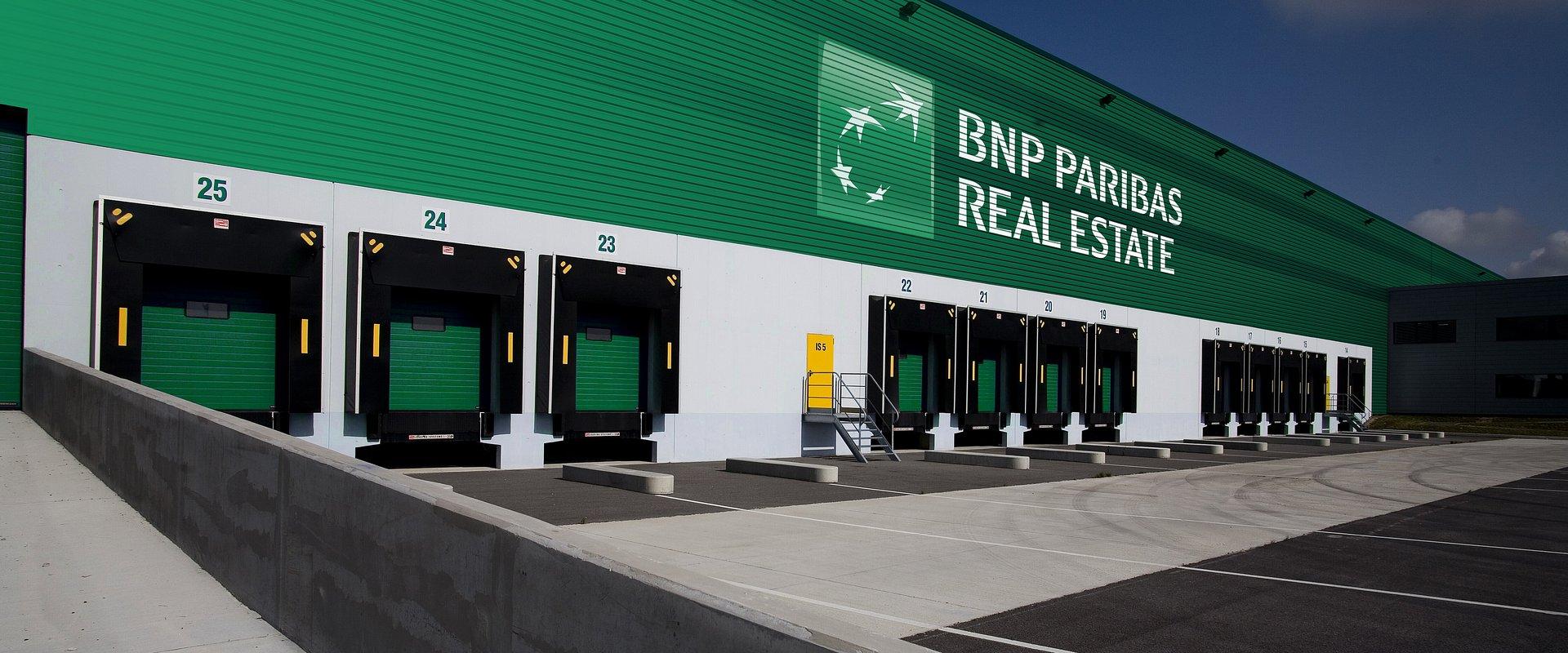 BNP Paribas Real Estate połączył się z TRAKER