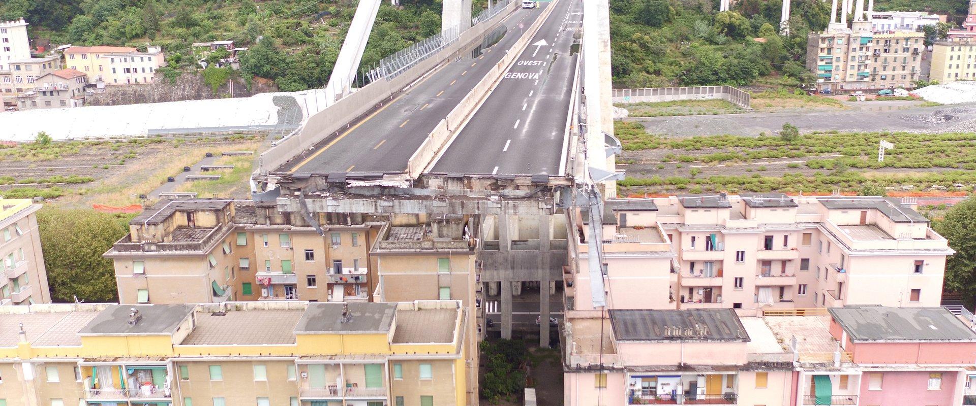 """Rok po drogowej apokalipsie. """"Katastrofa w Genui"""" w sierpniu na kanale National Geographic"""