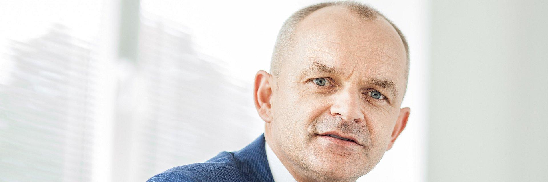 Prezes Wieltonu: w gospodarce widać oznaki spowolnienia, dlatego jako branża transportowa musimy wrzucić trzeci bieg, żeby zachować udziały w rynku