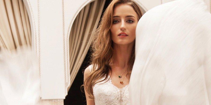 Ślubna kreacja to nie tylko suknia. Styliści polecają biżuterię!