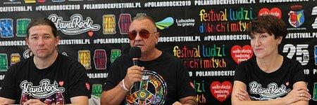 Dwa tygodnie do oficjalnego startu Pol'and'Rock Festival