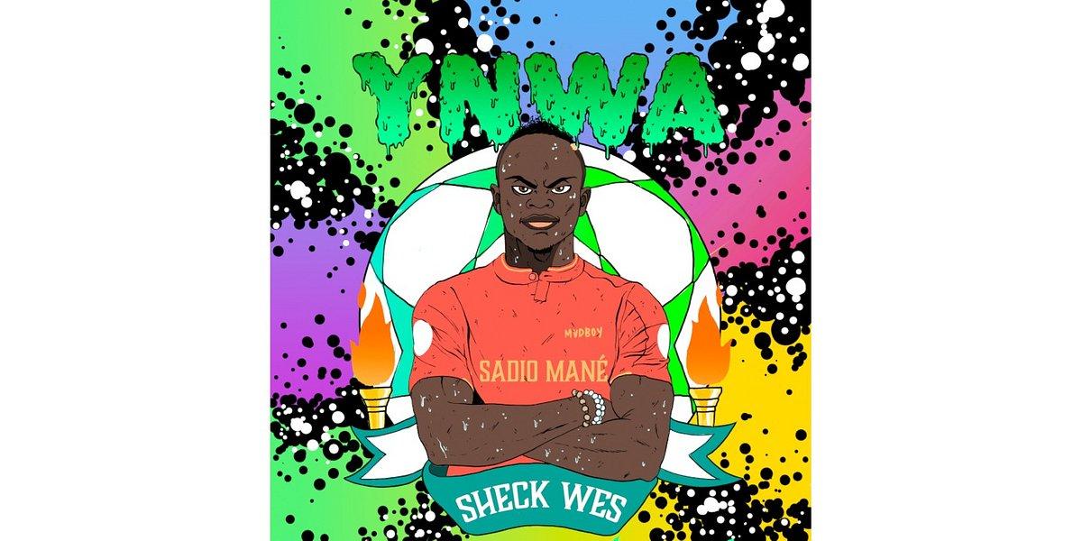 Sheck Wes o gwiazdorze piłki nożnej