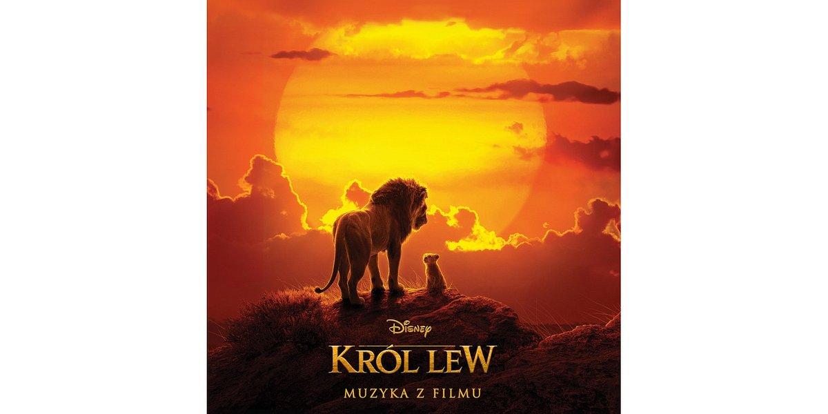 """Ścieżka dźwiękowa do filmu """"Król Lew"""" już dostępna"""