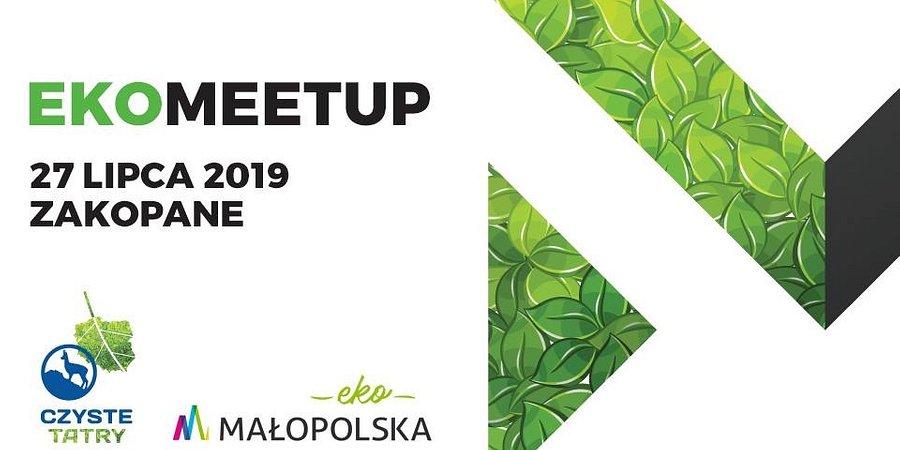 Małopolska EkoMeetUp 2019, czyli znani youtuberzy posprzątają Tatry