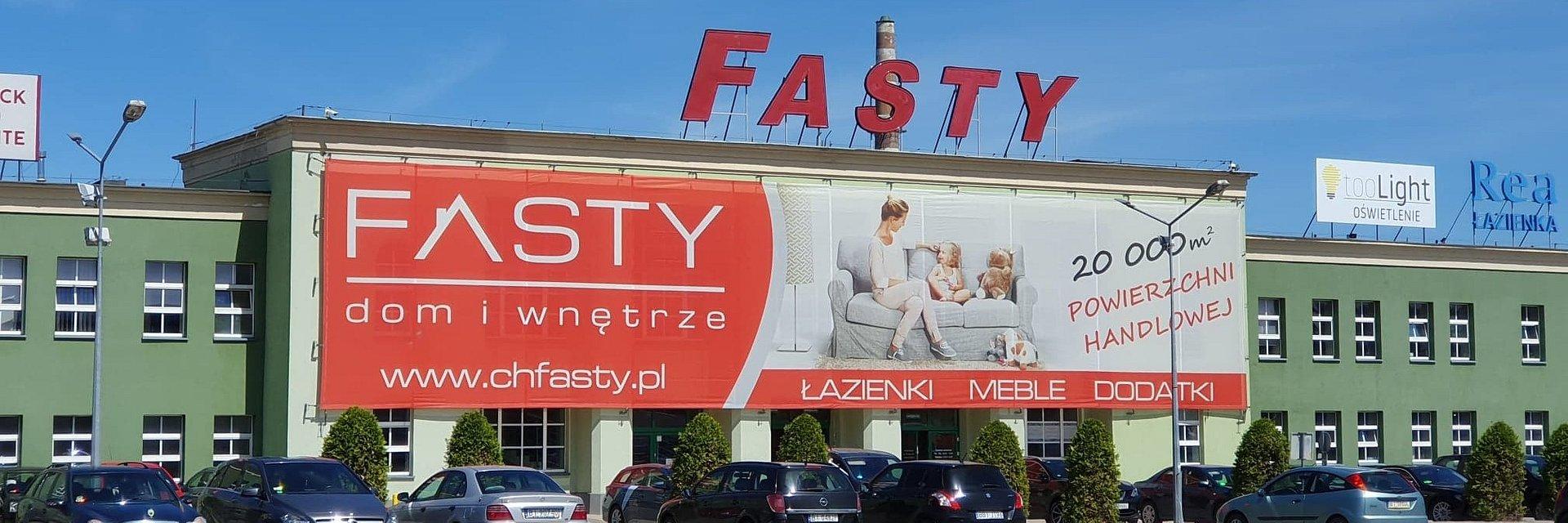 Nowe sklepy w Centrum Handlowym Fasty
