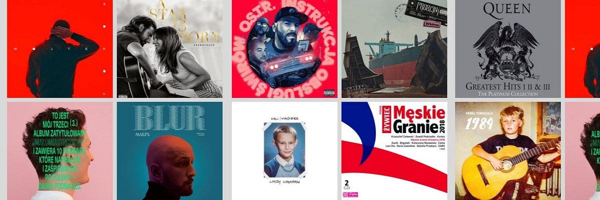 """Album Sokoła """"Wojtek Sokół"""" i remiks """"Freed From Desire"""" Drenchilla i Indiiany podbiły półroczne zestawienia z rynku muzycznego"""