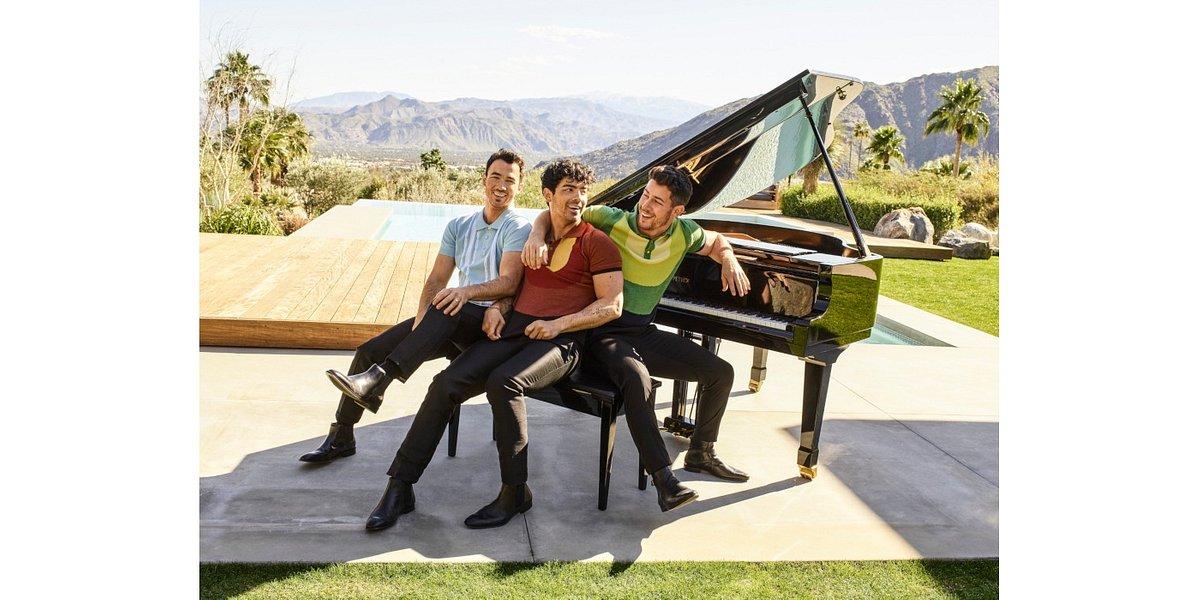 Jonas Brothers z wyróżnieniem Artysta Dekady