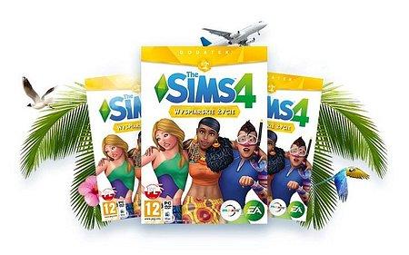 """Polscy internauci pozamiatali! Podczas akcji promującej najnowszy dodatek do gry The Sims 4 """"Wyspiarskie życie"""" posprzątano kilkaset miejsc w całej Polsce, a informacje o niej zostały wyświetlone ponad 5 mln razy"""