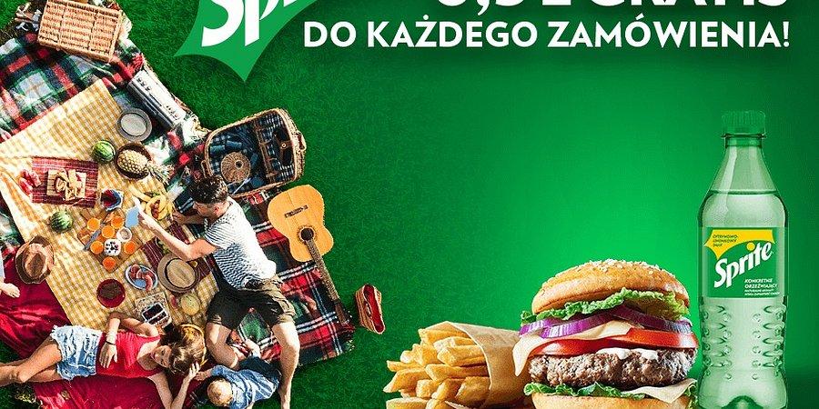 Czas na konkretne orzeźwienie z PizzaPortal.pl i Sprite