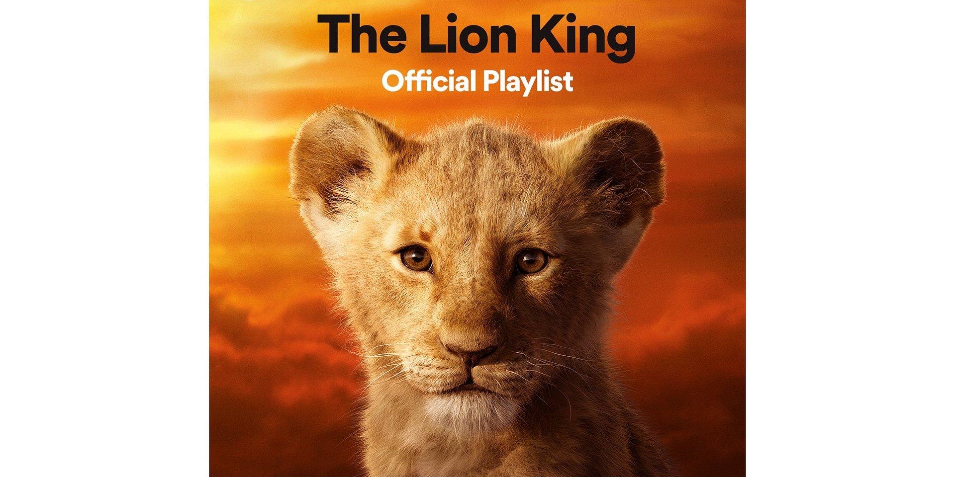 """""""Król Lew"""" zdobywa Spotify. Które piosenki słuchane są najchętniej?"""