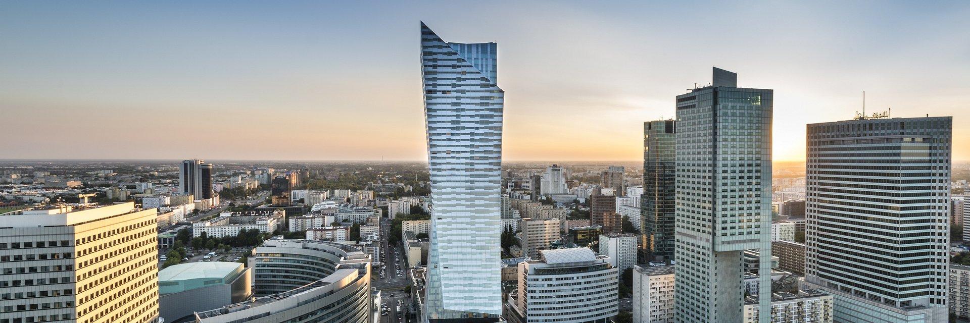 Najemcy z sektora finansowego rozdają karty na warszawskim rynku biurowym