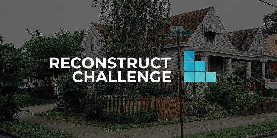 Reconstruct Challenge Finalists Announced