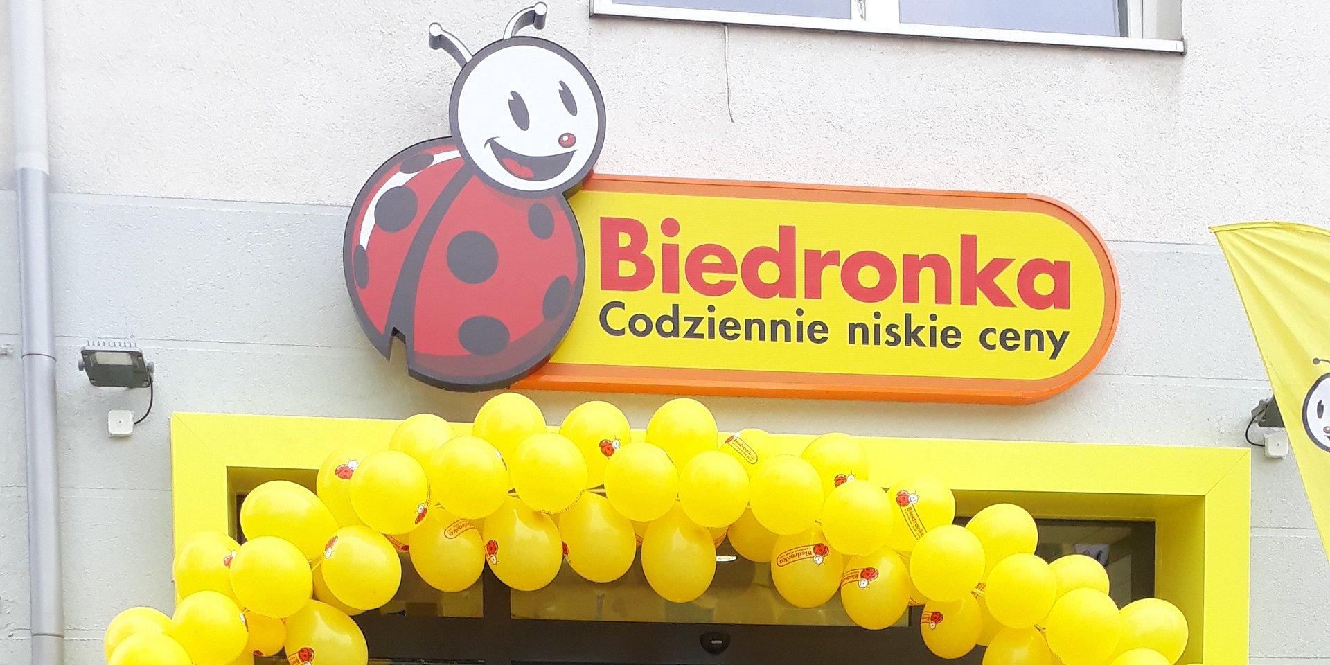 Gratka dla mieszkańców Dolnego Śląska - aż dwie odnowione Biedronki czekają na klientów