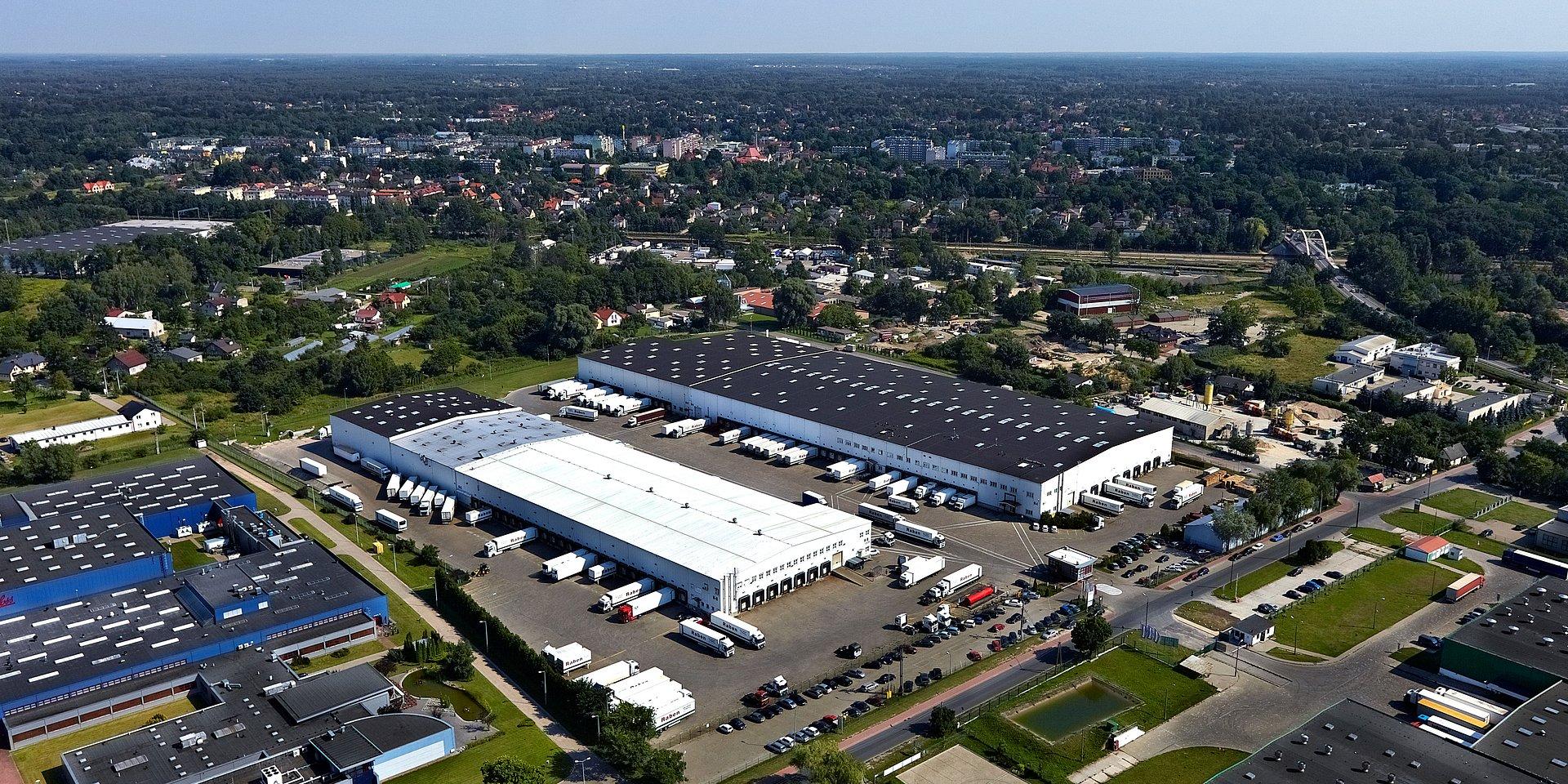 Geis to move in to Distribution Park Grodzisk Mazowiecki
