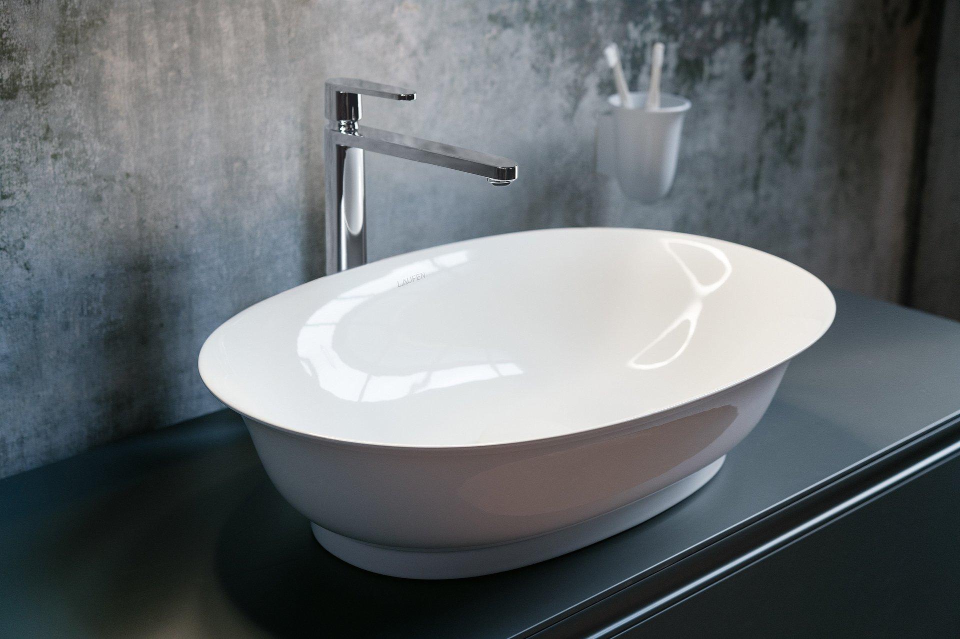 Saphirkeramik®–plastyczna i ekologiczna ceramika nowej generacji, tylko w marce Laufen.