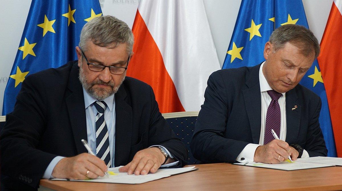 50 mln euro dla rolników - powstał Fundusz Gwarancji Rolnych
