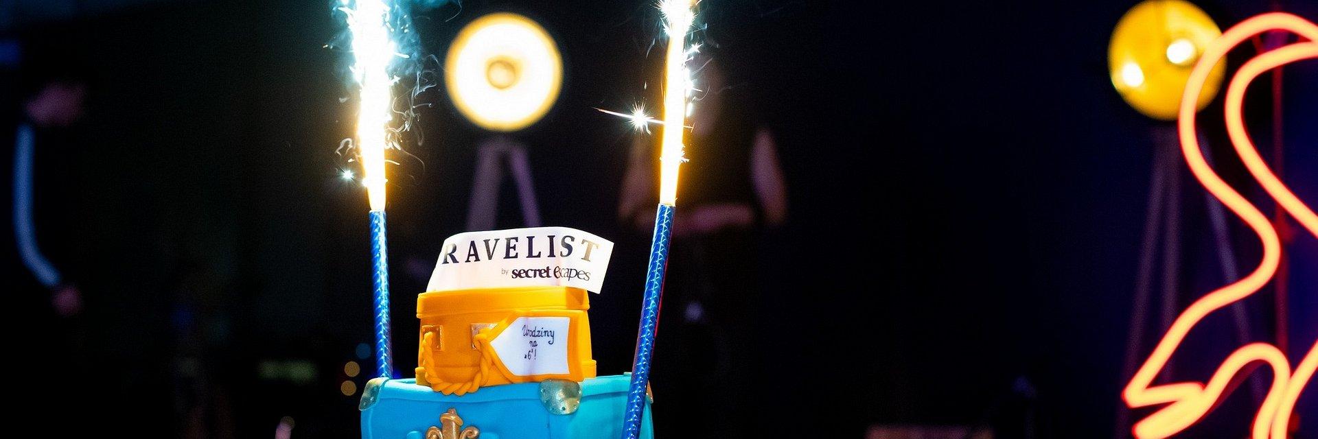 6. Urodziny Travelist