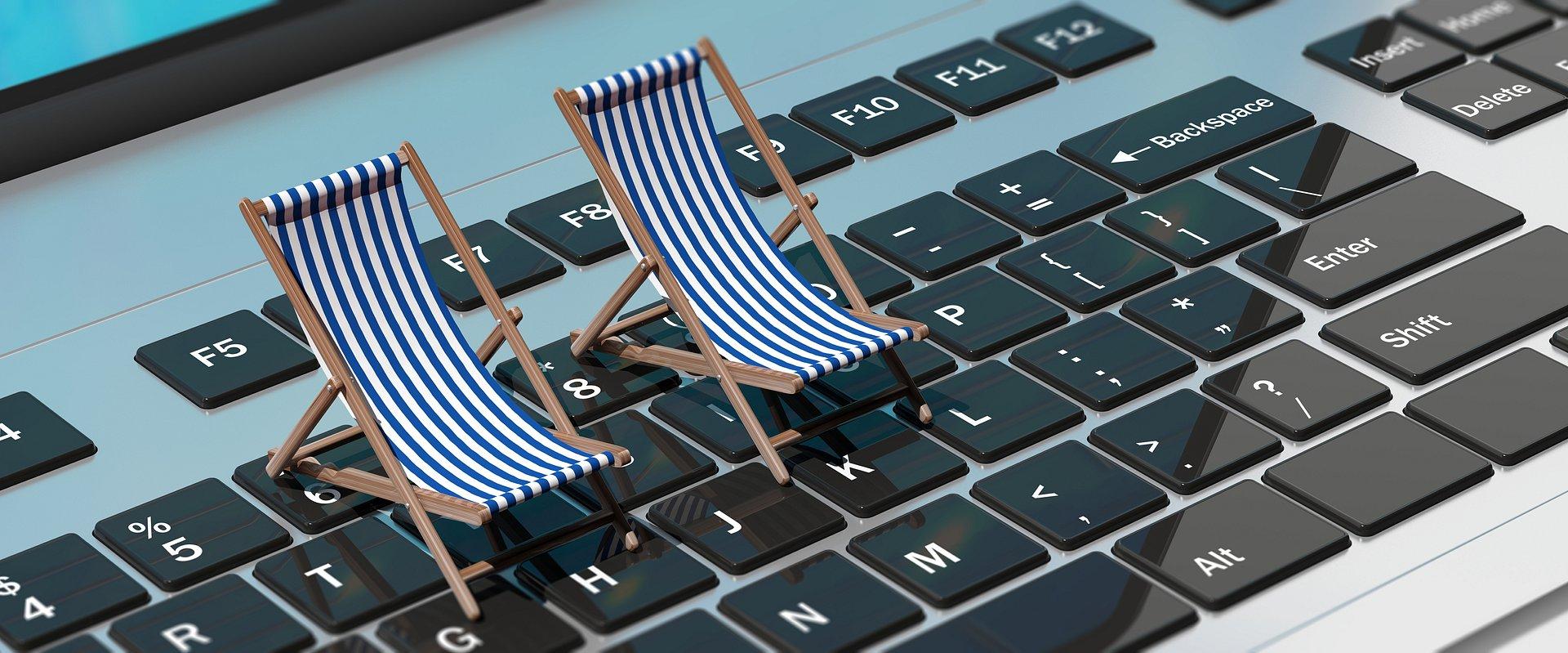 Czy wakacje to dobry moment na poszukiwanie pracy ?