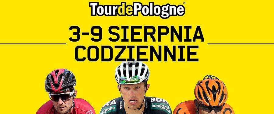 Tour de Pologne od soboty codziennie w Eurosporcie!