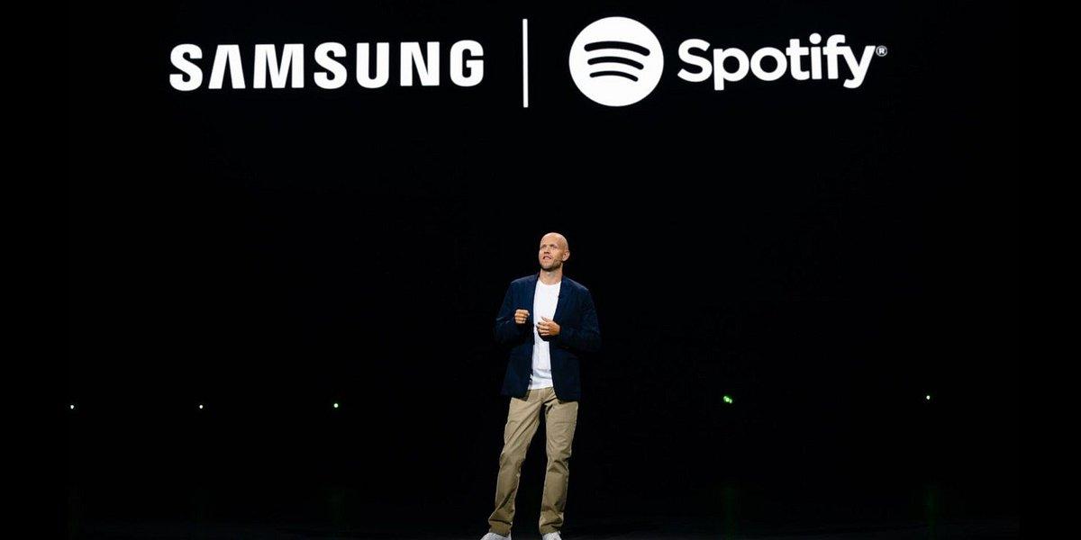 Ausbau der Partnerschaft mit Samsung