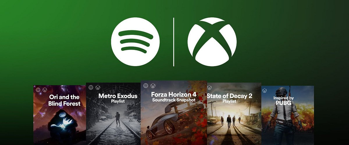 Introducing Spotify's New and Improved Experience on Xbox One