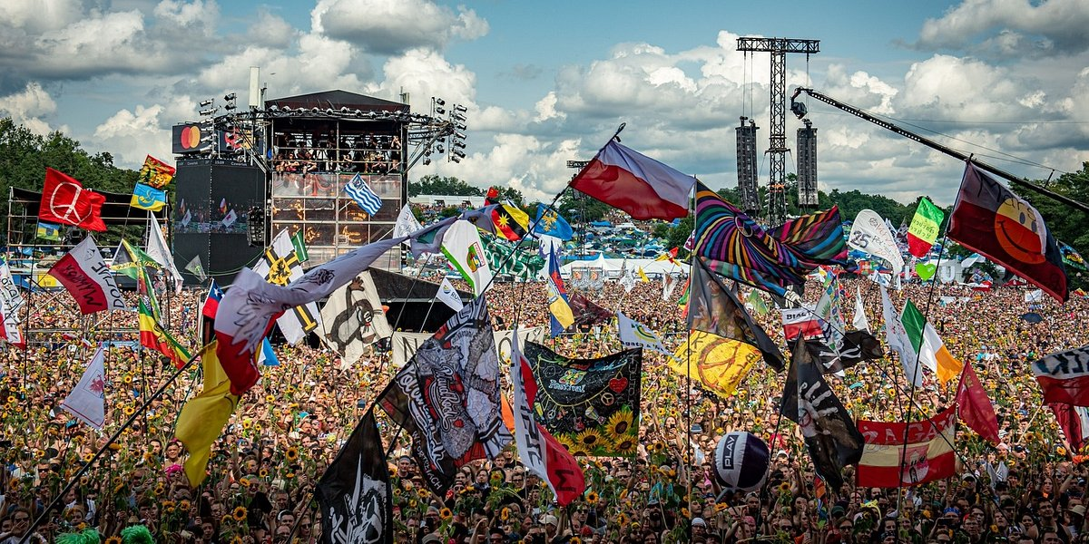 To już ostatni dzień 25. Pol'and'Rock Festival!