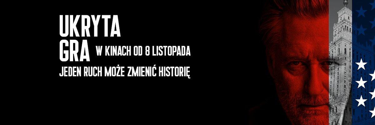 """""""Ukryta gra"""" – polska produkcja z gwiazdorską obsadą w kinach od 8 listopada"""