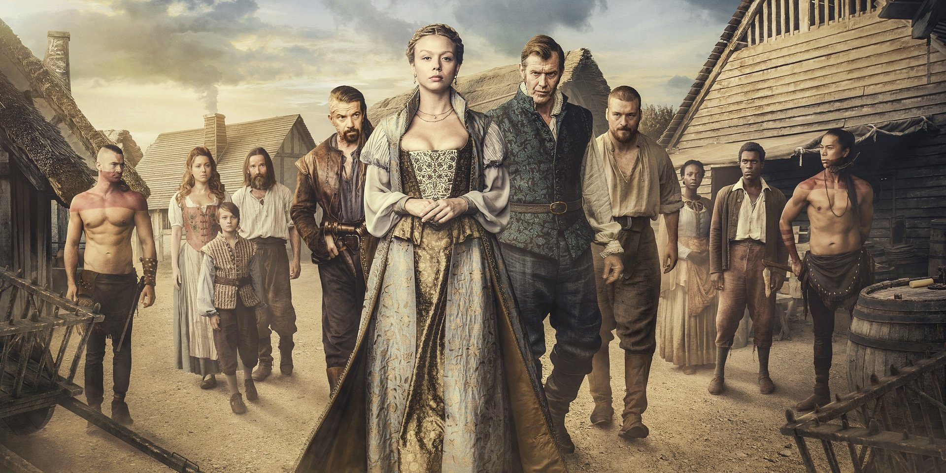FOX LIFE ESTREIA ÚLTIMA TEMPORADA DO DRAMA BRITÂNICO 'JAMESTOWN'