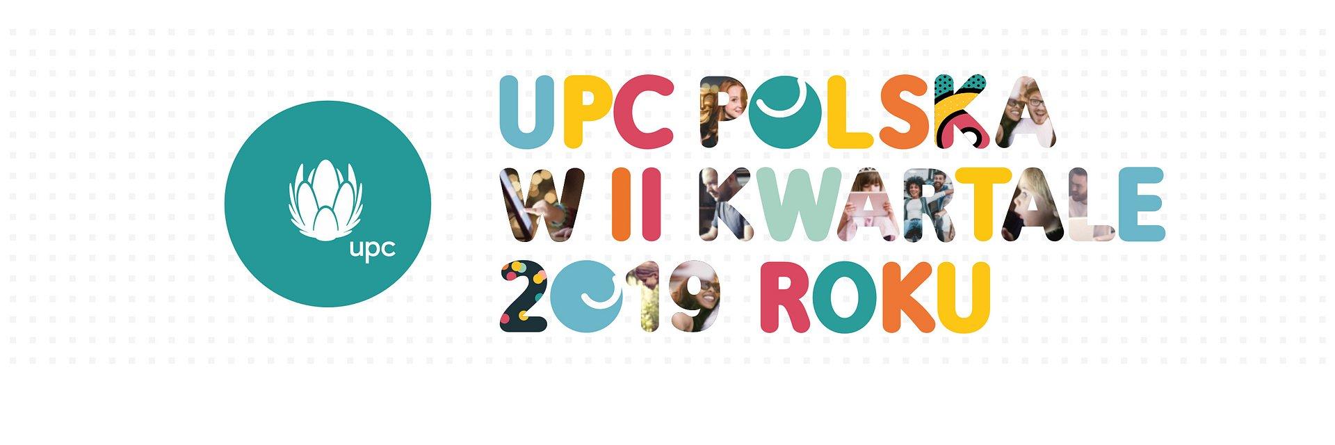 UPC Polska kontynuuje wzrost w II kwartale
