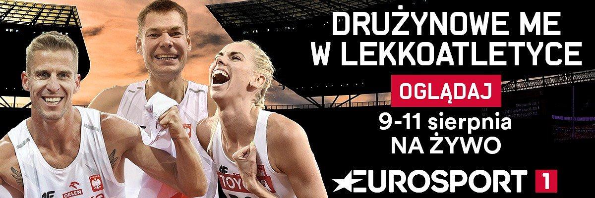 Lekkoatletyka, Puchar Niemiec i żużel – weekend pełen sportowych emocji na antenach Eurosportu!