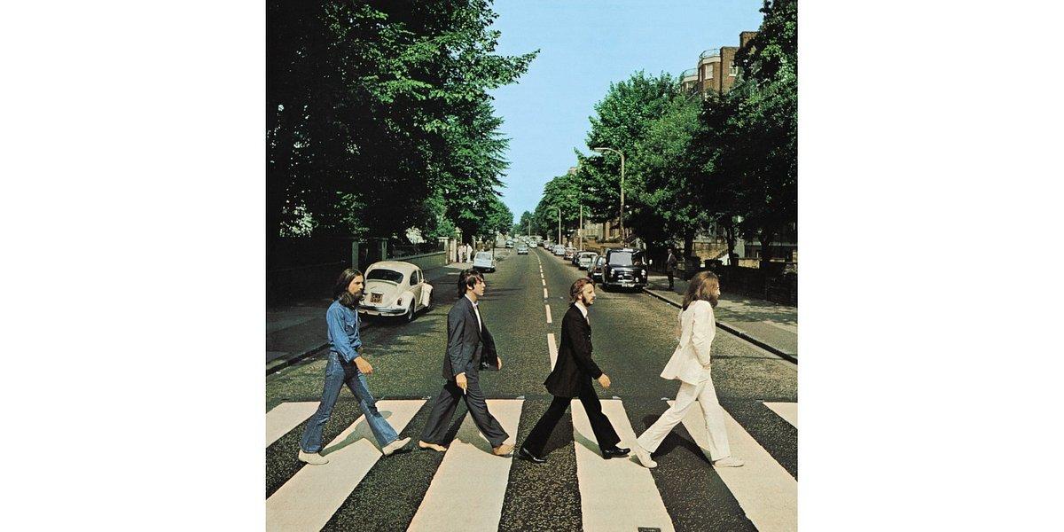 """""""Abbey Road"""" The Beatles 50 lat po premierze w nowej wersji"""